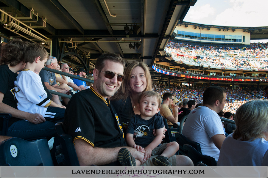 Baseball Game Fun | Portrait Session|  Pittsburgh Family Photographer| Pittsburgh Children