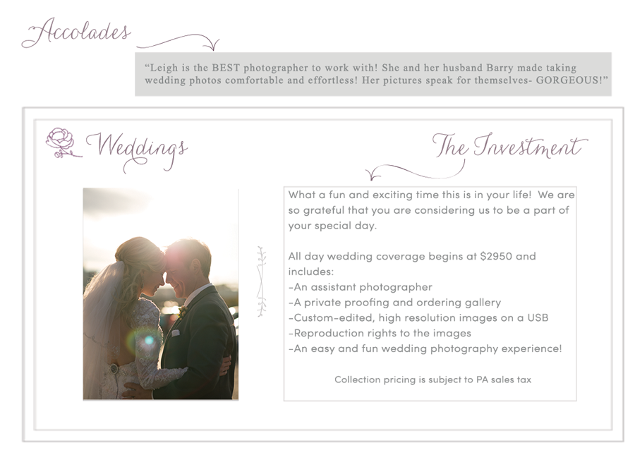 wedding, photography, pictures, photos, pricing, investment, coverage, pittsburgh, pennsylvania, photographer