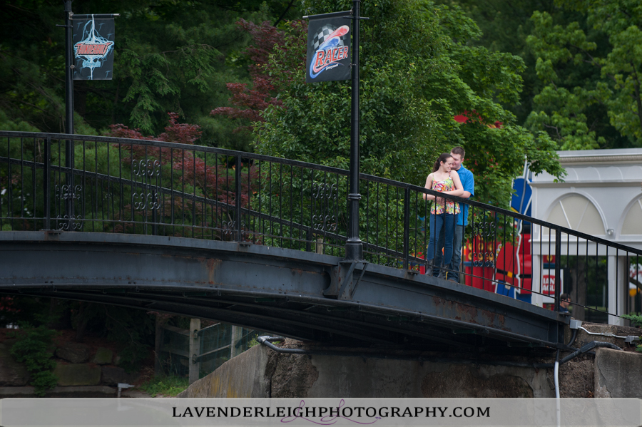 Kennywood Park Engagement Photographer | Pittsburgh Wedding Photographers | Lavender Leigh Photography | Blog