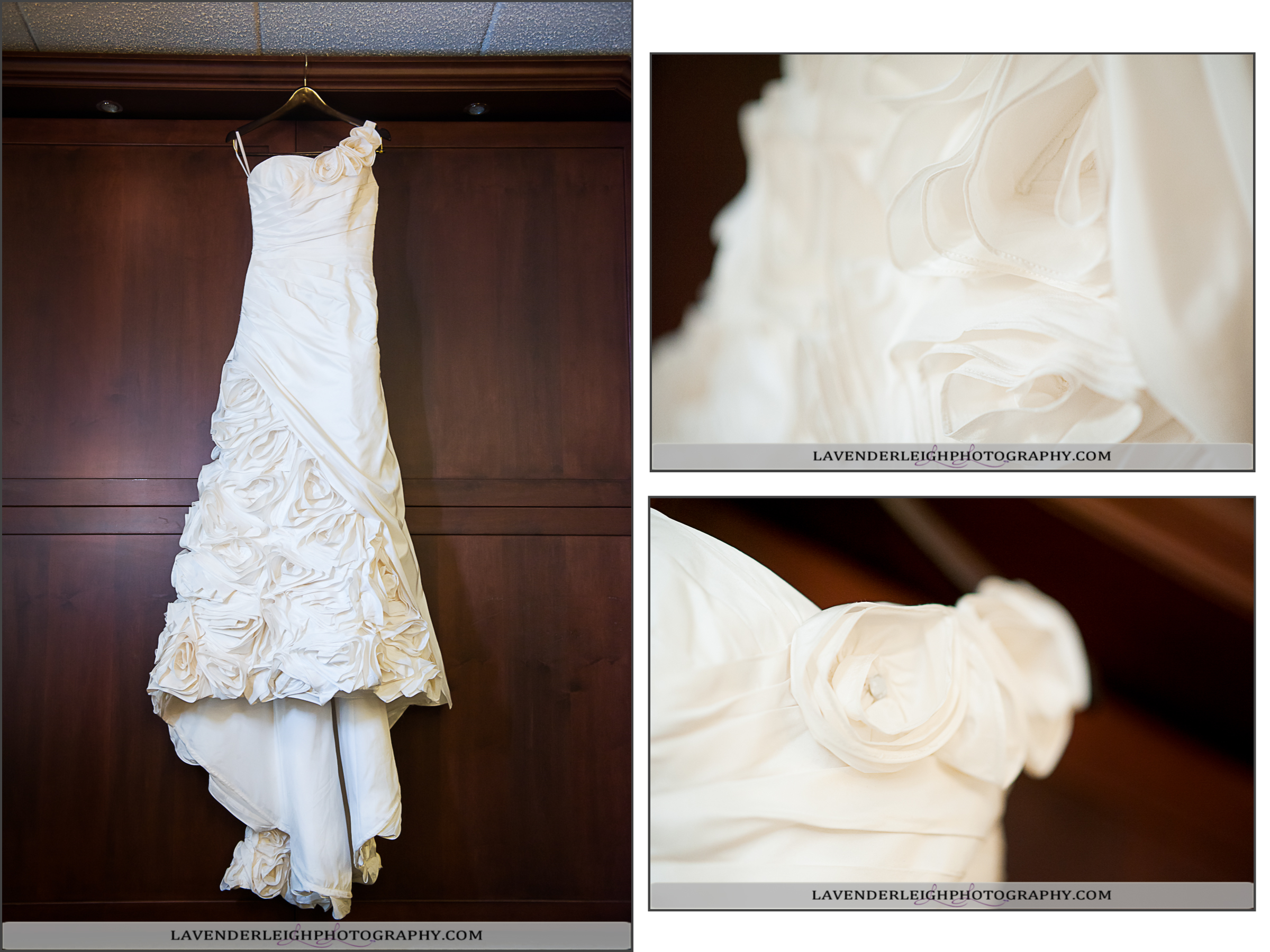 Wedding Dress Details|Lavender Leigh Photography