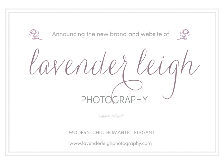 New Brand and Website | Wedding Photographer | Pittsburgh Wedding Photographers | Lavender Leigh Photography | Blog