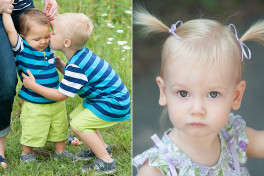 1 Year Old and 3 Year Old Brothers | Settler's Cabin Park| 18 Months Old| Portrait Session| Pittsburgh Family Photographer| Pittsburgh Children's Photographer| Lavender Leigh Photography| Blog