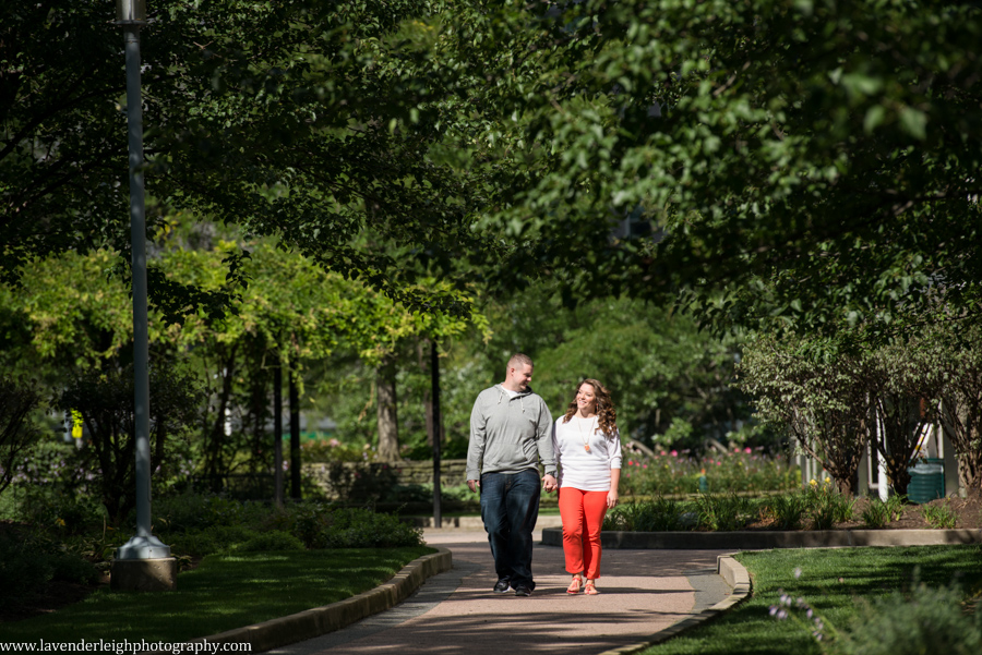 City Engagement | Downtown Pittsburgh Photographer | Pittsburgh Engagement Photographer |Pittsburgh Wedding Photographers | Lavender Leigh Photography | Blog