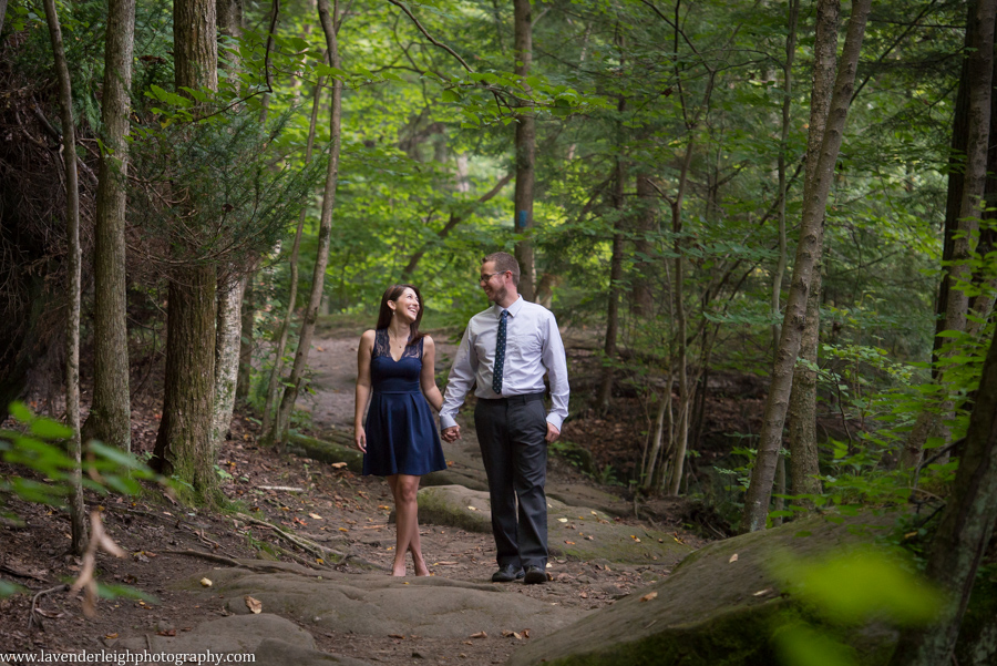 McConnells Mill Engagement Photographer | Pittsburgh Engagement Photographer |Pittsburgh Wedding Photographers | Lavender Leigh Photography | Blog