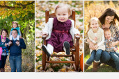 Fall Mini Sessions | Fern Hollow Nature Center | Portrait Session| Pittsburgh Family Photographer| Pittsburgh Children's Photographer| Lavender Leigh Photography| Blog