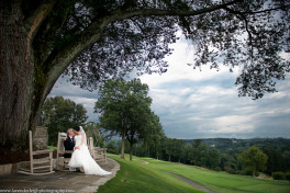 Bride and Groom | Adirondack Rocking Chairs | Old Tree | Pittsburgh Field Club Wedding Reception | Pittsburgh Wedding Photographer | Pittsburgh Wedding Photographers | Lavender Leigh Photography | Blog
