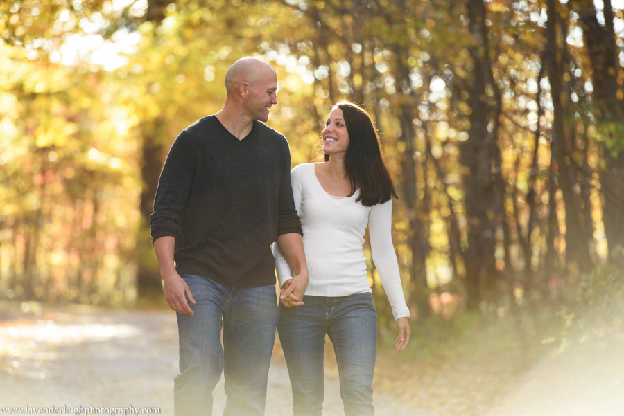 Winona and Dan- Engagement Session
