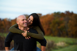 Armstrong Farms | Engagement Session | Fall | Autumn | Lace Dress | Pittsburgh Wedding Photographer | Pittsburgh Engagement Photographer | Pittsburgh Wedding Photographers | Lavender Leigh Photography | Blog