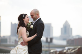 City Skyline |Cioppino Wedding| St. Stanislaus Church | Pittsburgh Wedding Photographer | Pittsburgh Wedding Photographers | Lavender Leigh Photography | Blog