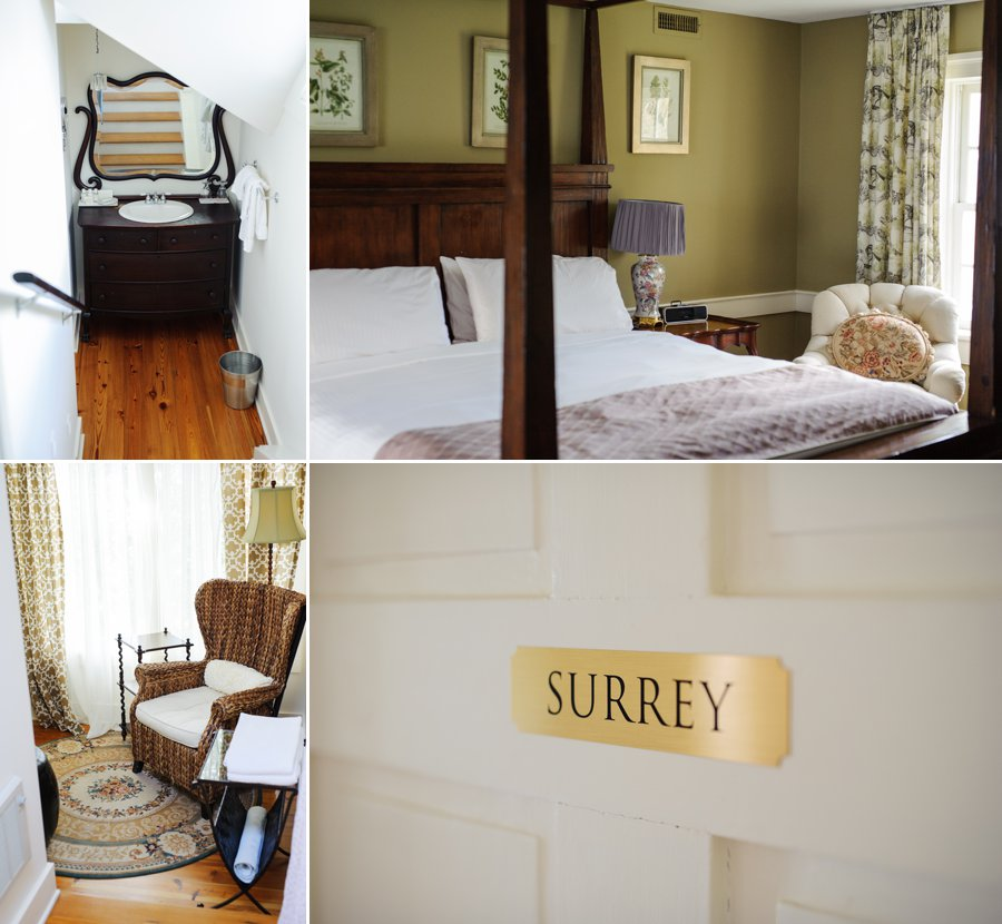 Surrey Room, bed and breakfast, well appointed, room