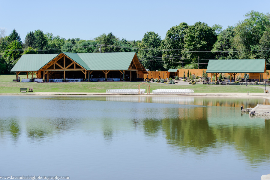 The Gathering Place, Darlington PA, log cabin, lake, wedding, ceremony, getting ready location, photographer, Pittsburgh, ceremony site, reception venue, lake