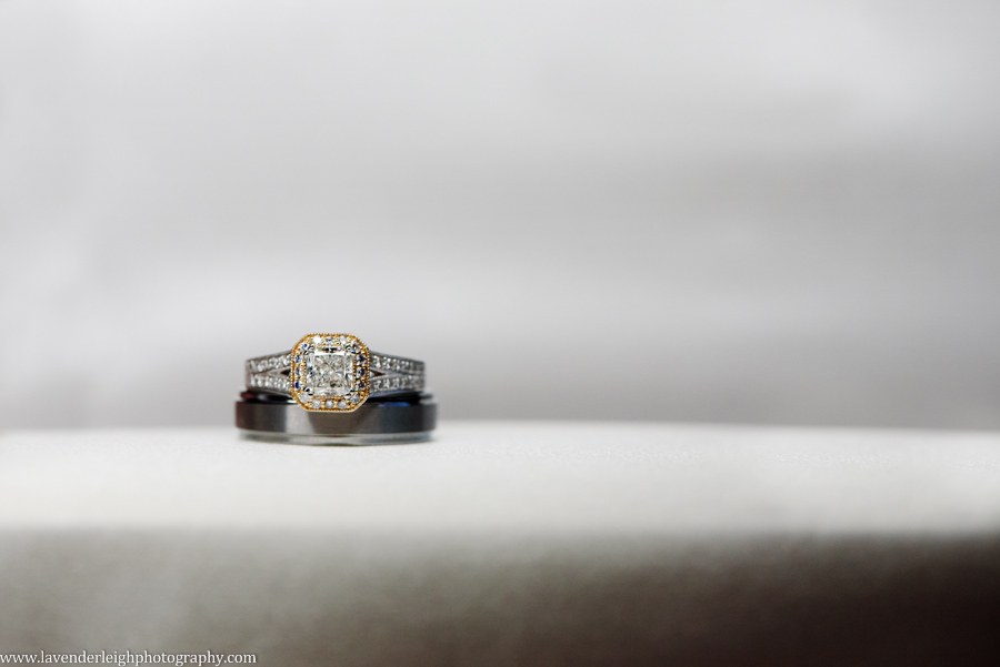 White gold and gold two toned engagement ring, lavender leigh photography, pittsburgh photographer,pennsylvania