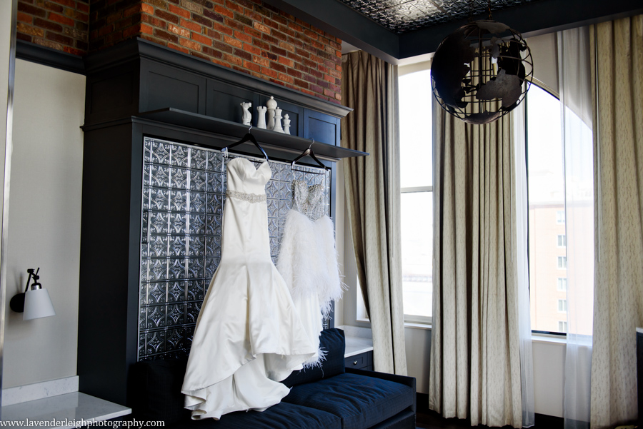 wedding gown, Renaissance Hotel, downtown, city, glamorous, Pittsburgh