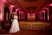 Omni William Penn, St. Paul Cathedral Wedding, Lavender Leigh Photography