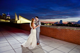 Heinz history center, wedding, bride, groom, Pittsburgh, Pennsylvania, city, bridges, summer, taupe bridesmaid dresses, July, photographer, picture, photograph, image, lavender leigh photography, urban, gold wedding details, romantic