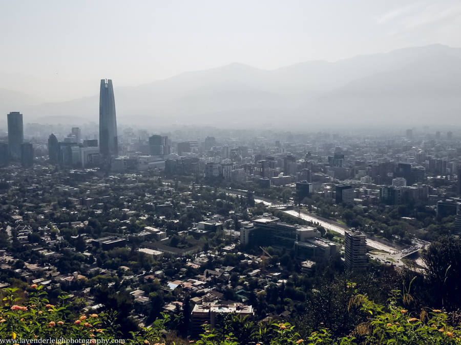 A vacation to Santiago, Chile and Mendoza, Argentina in January 2020.